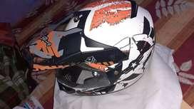 Vega original helmet with extra glass