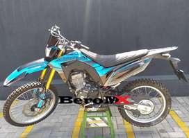 Body Set CRF 150 Tanpa Jok (TERBARU) Crossbone