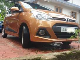 2014 model Grand i10 in Excellent condition