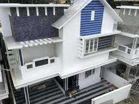 3, 3.5 cent's 1900,2100 sqft 4 BHK brand new house for sale Rs 92