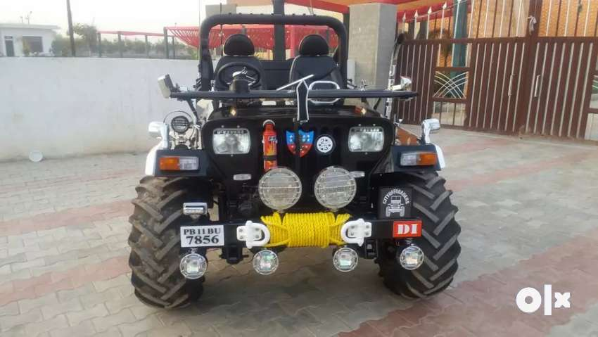 Costomers choice Jeeps modified 0