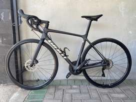 Roadbike Giant TCR Advanced 1 Disc KOM