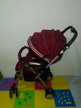 Baby stroller Aprica second