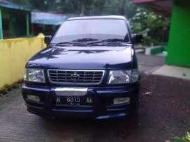 Kijang lgx 1,5 manual transmisi manual