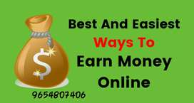 Required 90 urgently MF candidate work from home