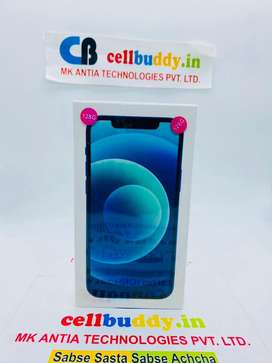 Apple iPhone 12 128GB ( 12 Months Warranty ) With Cod All Over India..