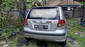 HYUNDAI GETZ AUTOMATIC 2004
