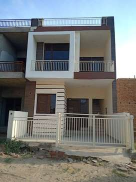 Ready to move 3 bhk kothi at sec 127 Mohali