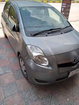Beautiful vitz car