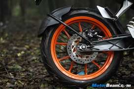 Ktm Rc 200 Rear Mudguard