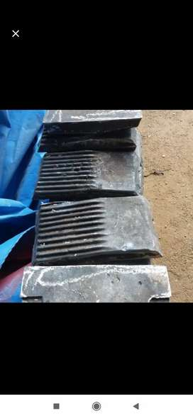 SWING AND FIX PLATE JAW CRUSHER 5×8