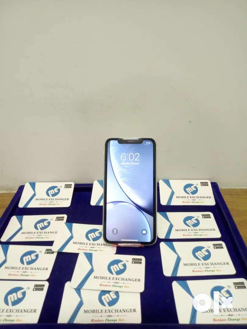 IPhone XR 64gb silver 0