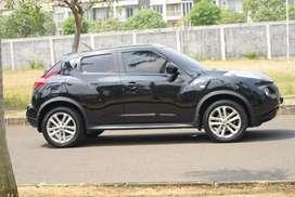 Jual cepat Nissan juke hitam a/t 2011