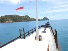 Di Jual Cepat Kapal Phinisi
