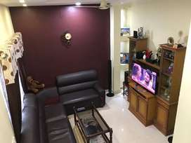 Semi- furnished Apartment is sale 1000 sq.ft at a perfect location