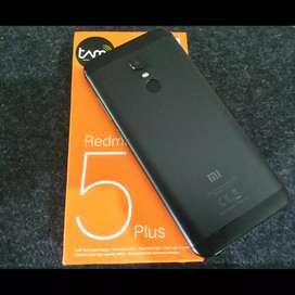 Xiaomi Redmi 5 Plus 3/32 Mulus Nominus