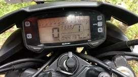 Suzuki gixxer 2015 km 44137
