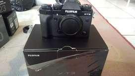 Fuji Film XT 3 like New