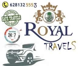 ROYAL TRAVEL'S