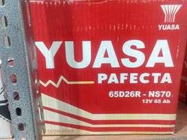 AKI YUASA NS70 Kijang (Diesel), E-2000 (Diesel), Everest, Panther