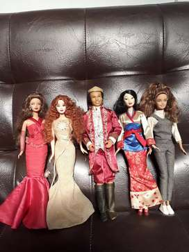 Boneka Barbie ( original)