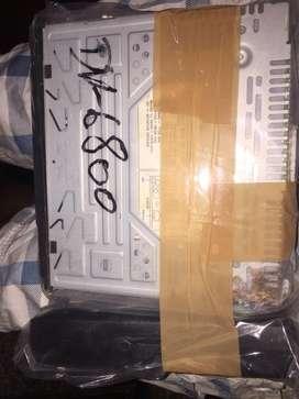 Sony dv-6800 single din stereo
