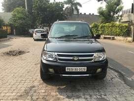 Tata Safari 4x2 LX DICOR BS-IV, 2010, Diesel