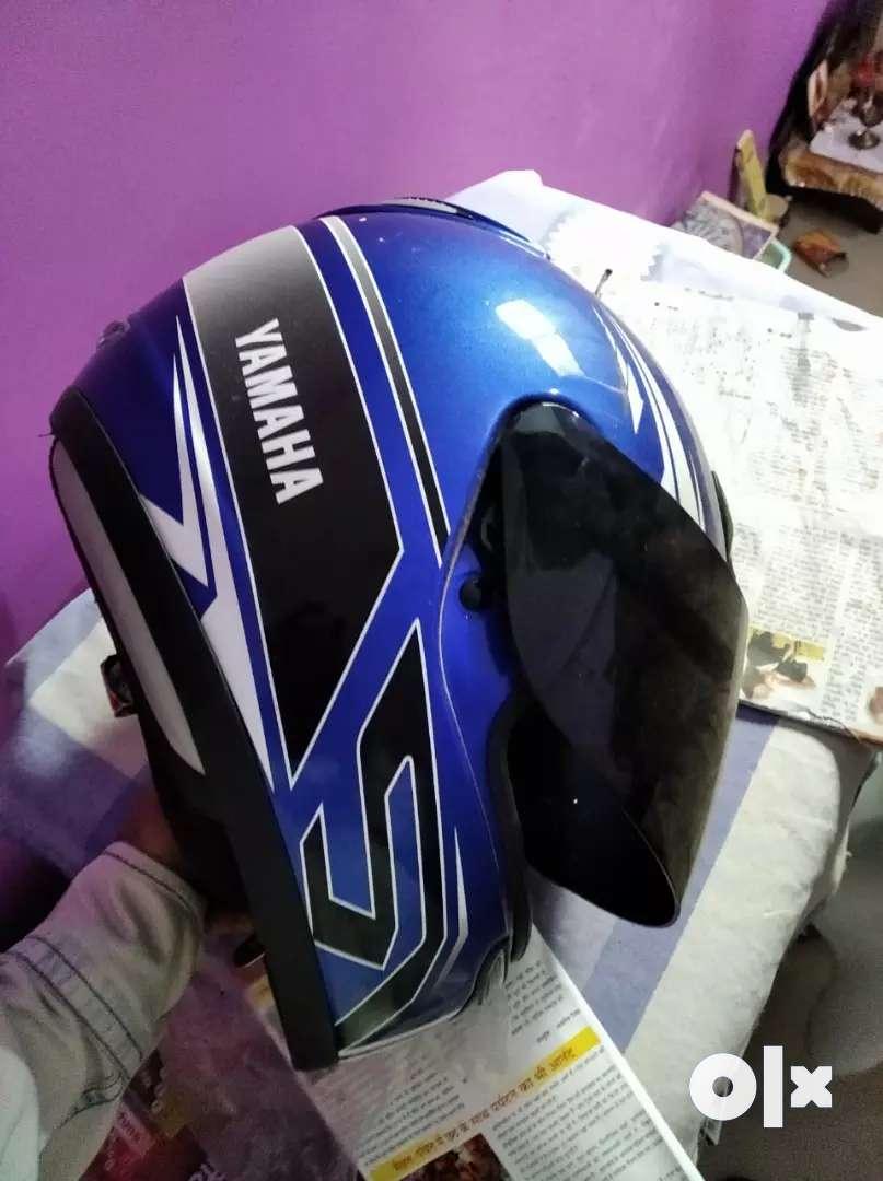 Yamaha Mt 15 helmet 0