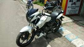 Sell or exchange Tvs Apache Rtr 180 bs-iv mint condition