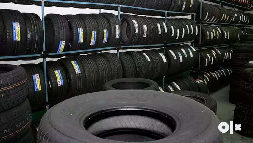 SATKAR TYRES 20% USED SECOND HAND TYRES AVAILABLE FOR ALL VEHICLES. 0