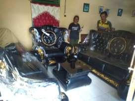 Sofa jaguar resing black