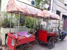 2 samosa carts for immediate sale.