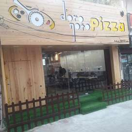 staff required at pizza outlet in central market shastri nagar meerut