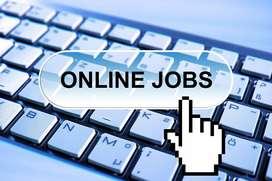 Online Offline Job Available for Male & Females