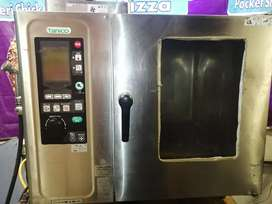 Steam and Heat Tianco Steam Oven Like New.