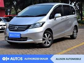 [OLXAutos] Honda Freed 2012 1.5 E PSD A/T Bensin Silver #Allison