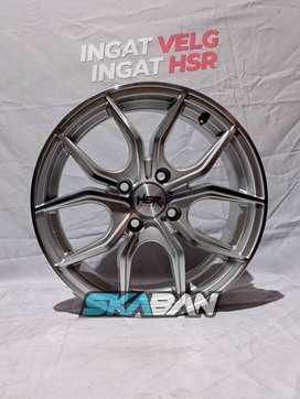 jual hsr wheel ring 15 utk mobil wagon,datsun,brio,calya
