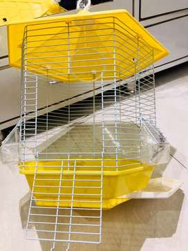 cage for birds and parrots