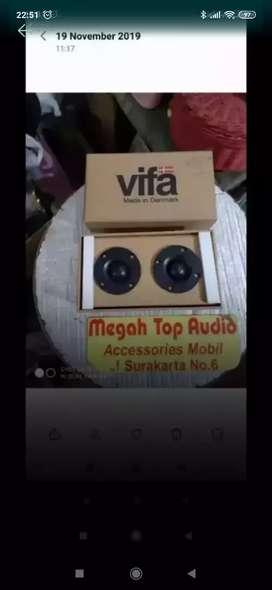 Tweeter vifa ( Megah top )