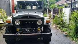 Jeep Hardtop FJ 40 Bensin Th 1971