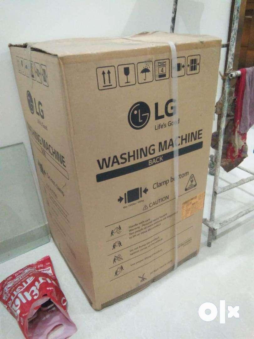 New washing machine 0