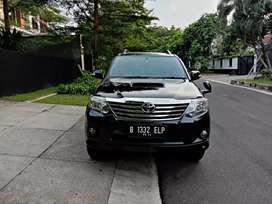 Toyota Fortuner G AT VNT Diesel 2013 termurah