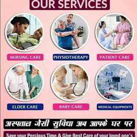 Home care servicesprovider