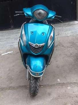 Yamaha fascino 2016