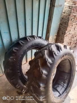 Indian Tyre 260 with tubes
