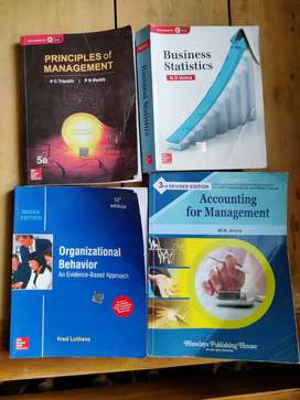MBA Text Books