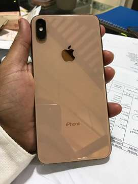 Iphone XS MAX 256 GB -GOLD