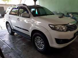 Toyota Fortuner G matic 2014