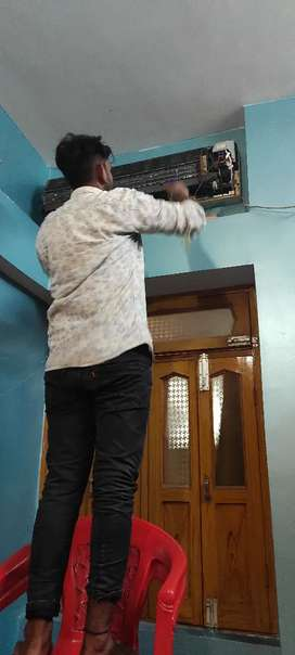Ac Technician helper