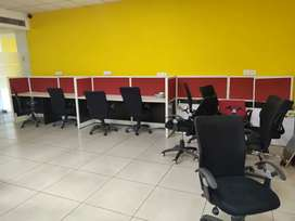 Office Chairs and work station for sale